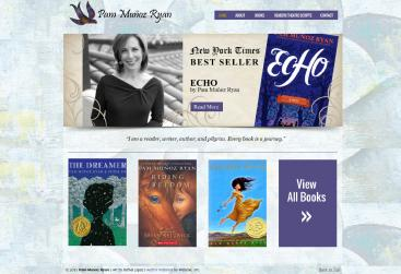New York Times Best Selling Author – Pam Munoz