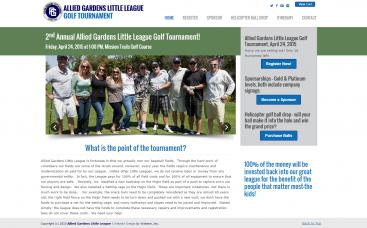 Allied Gardens Little League