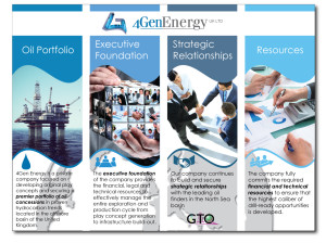 4Gen Energy - 10 foot trade show signage