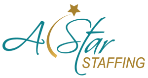 A Star Staffing Logo