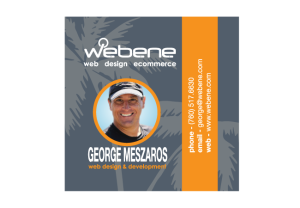 Webene - Business card