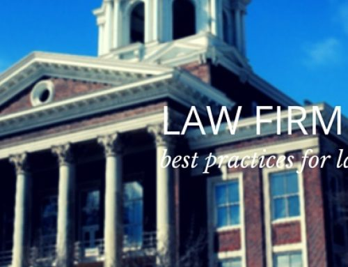 Best Practices for Law Firm Websites