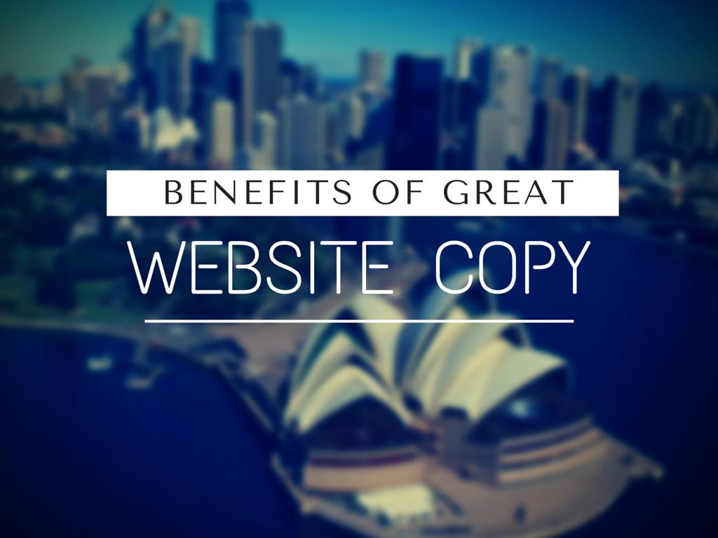 website copy