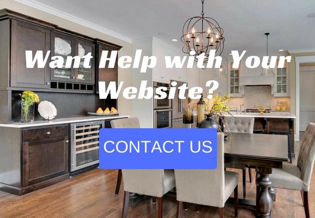 real estate web design company